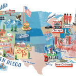 Bucket list of must see cities in the USA