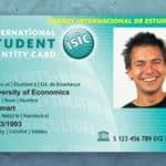Ia-ţi cardul ISIC de la Student Travel