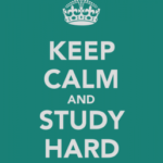 Keep calm and start your semester off right