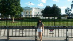 AMERICA Washington, White House