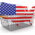 Smart shopping in USA
