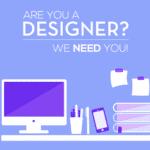 Hiring Graphic Designer!