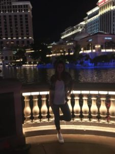 Bellagio fountain- Las Vegas