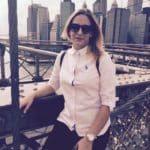 "Ionescu Stefania-  ""American dream"" a fost o experienta de neuitat cu multe aventuri"